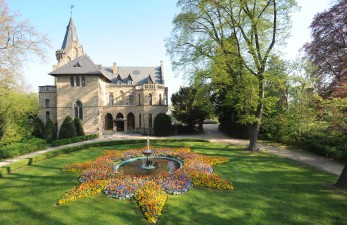 Sinzig Schloss. Photo: Martin Gausmann Ahr-Foto