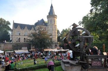 Barbarossamarkt Sinzig. Photo: Martin Gausmann